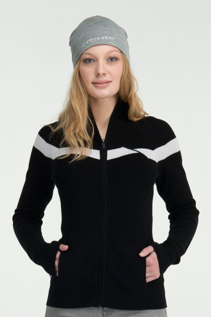 Icebreaker Aurora Long Sleeve Zip