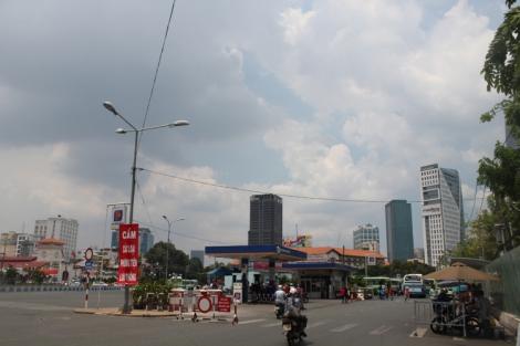 Ben Thanh Bus Terminal