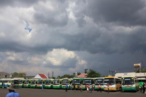 Cu Chi Bus Terminal