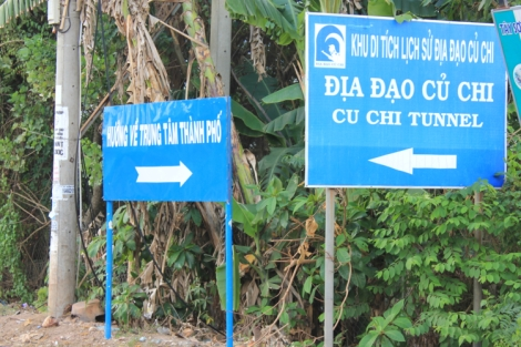 Ben Duoc Cu Chi Tunnels