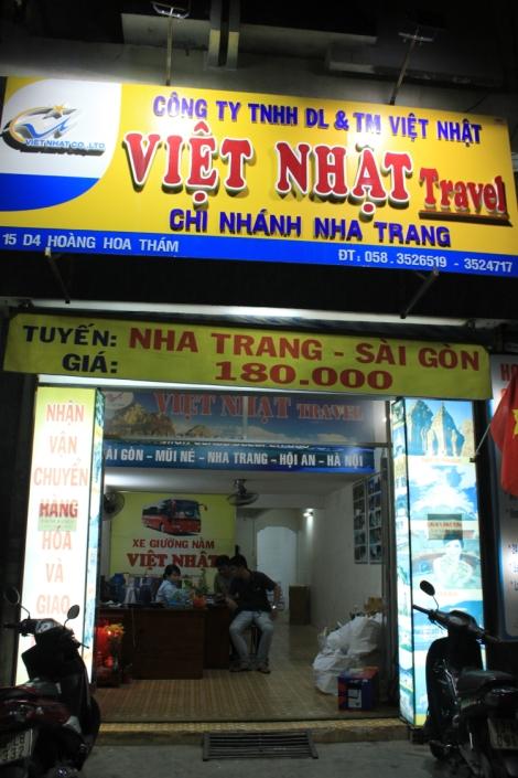 Viet Nhat Office in Nha Trang