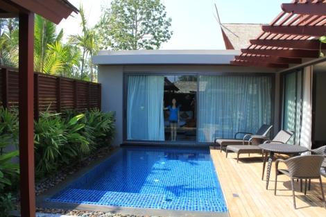 Pretty sweet pool