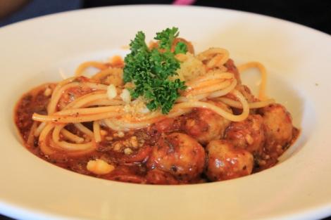 Spaghetti Bolognese for Julie