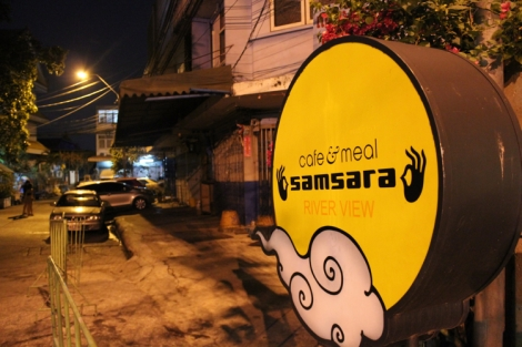 It's ok though! Samsara is where it's supposed to be