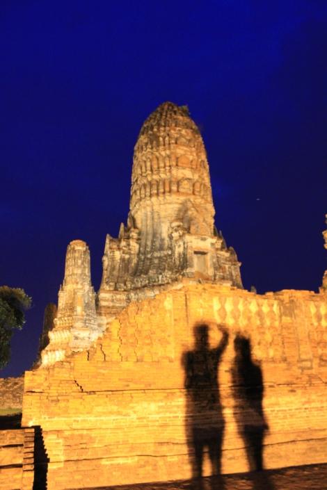 Goodbye Ayutthaya